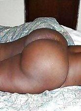 Ebony babes with roung asses!